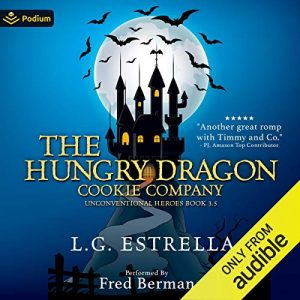 The Hungry Dragon Cookie Company